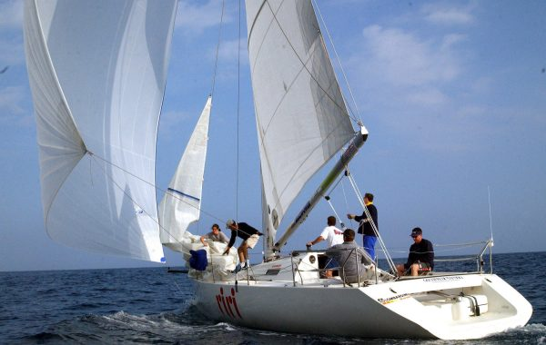 Spinnaker Training