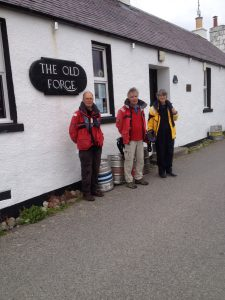 The Old Forge, Inverie - closed!